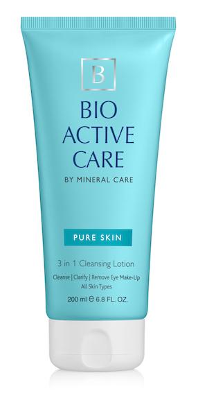 Pure skin 3in1