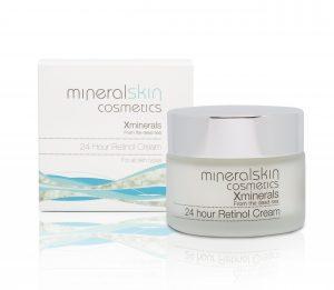 Xminerals 24hour retinol cream